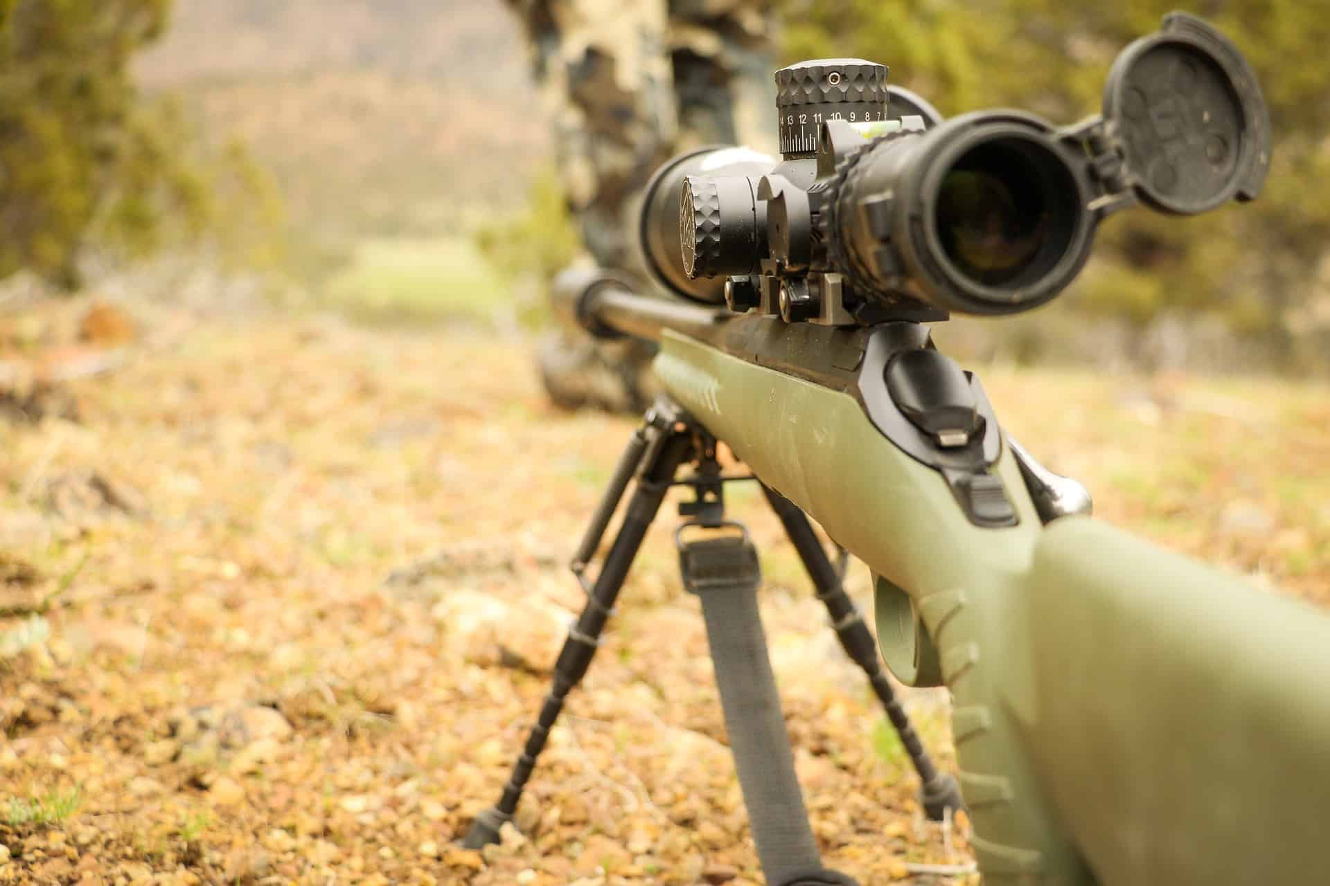 best rifle scope 30-60